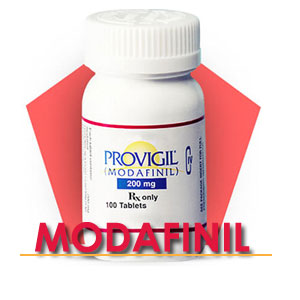 Modafinil, sold under the brand name Provigil